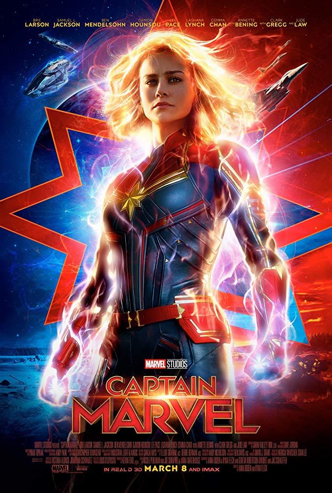 アベンジャーズが始まる前の物語、映画『キャプテン・マーベル』を解説【あらすじ、感想、ネタバレあり】