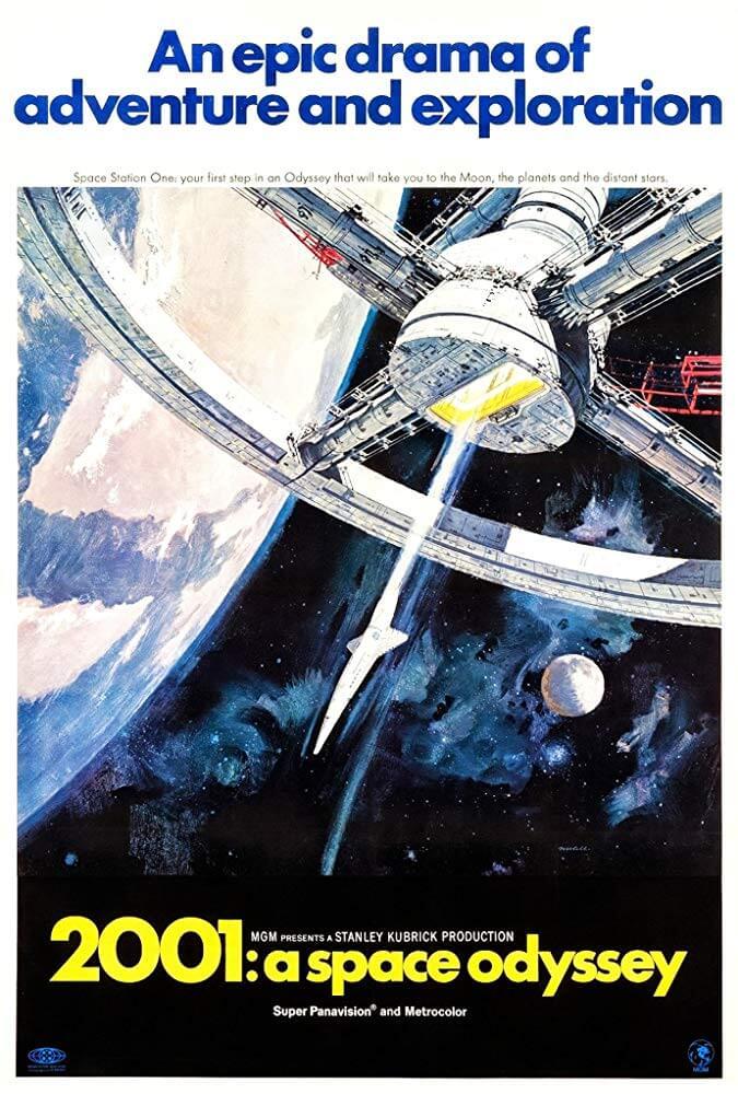 HAL 9000やモノリスとは? 映画『2001年宇宙の旅』(1968)の内容の考察と解説【あらすじ、感想、ネタバレあり】