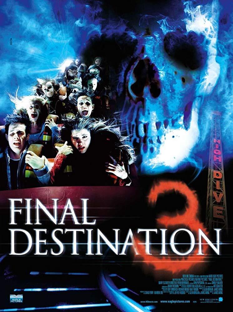 誰も死の運命を避けられない。映画『ファイナル・デッドコースター』(2006)のラストの考察と評価【あらすじ、ネタバレ、感想あり】
