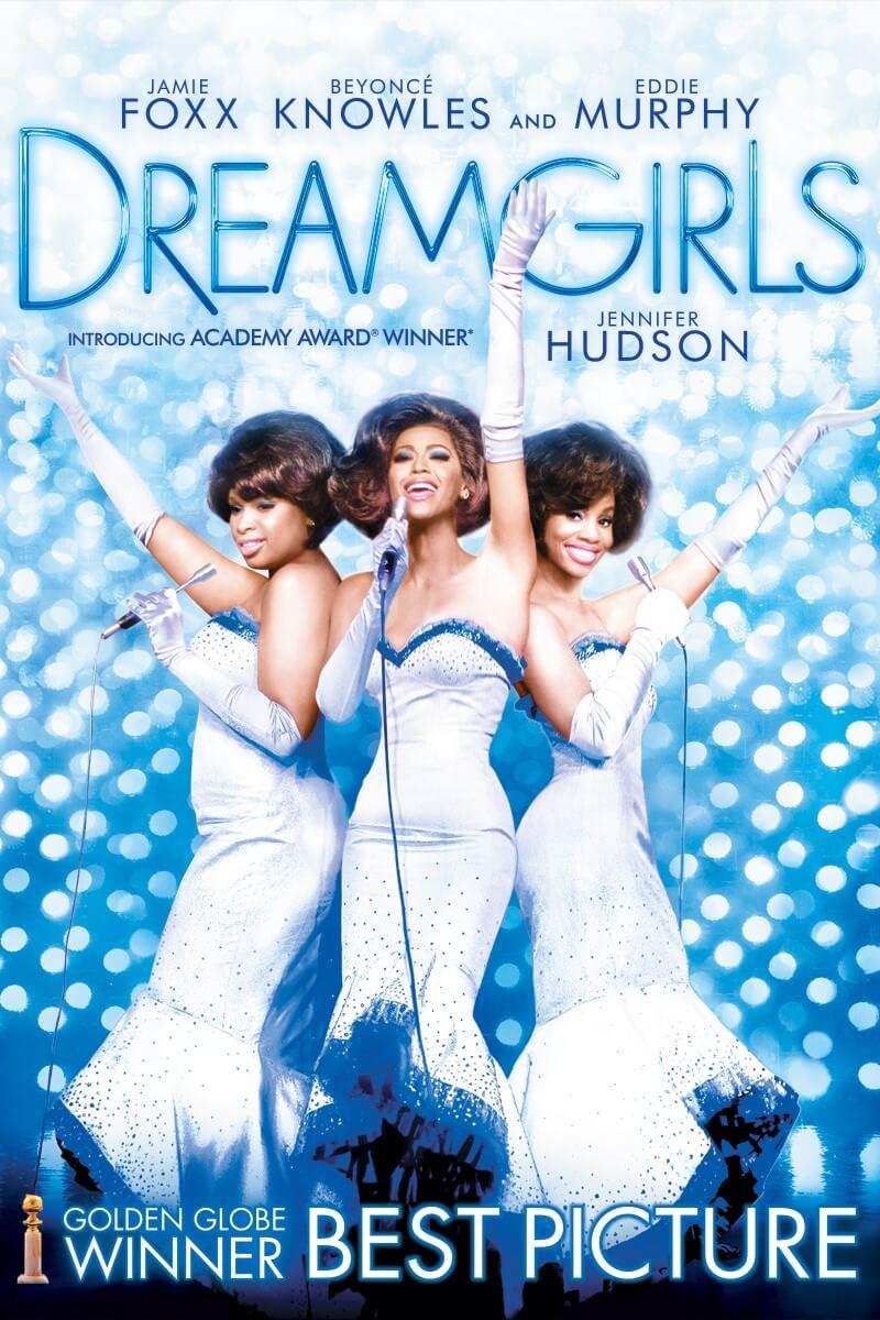 ミュージカル映画『ドリームガールズ』(2006)の楽曲やモデルを作品の魅力とともに解説【あらすじ、感想、ネタバレあり】