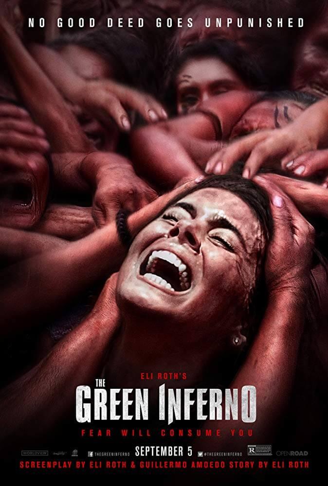 トラウマ級のグロ映画『グリーン・インフェルノ』(2013)は実話? 元ネタや原作、ラストを解説【あらすじ、感想、ネタバレあり】