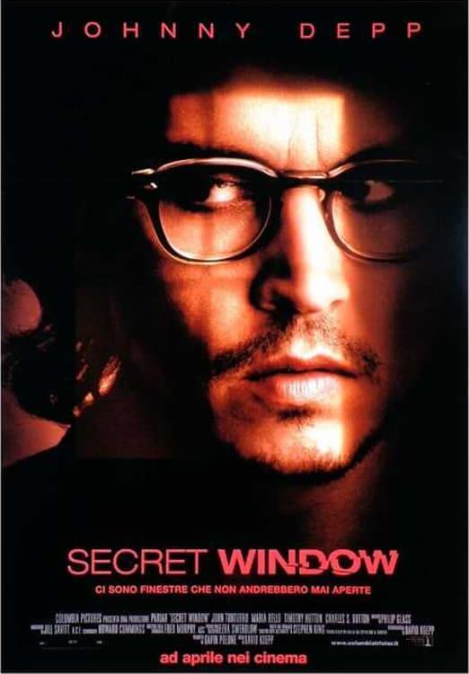 映画『シークレット ウインドウ』(2004)の伏線とラストを考察!【あらすじ、感想、ネタバレあり】