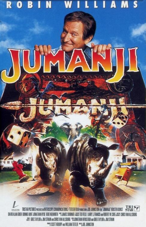 映画『ジュマンジ』(1995)の名言・名セリフを一覧で紹介【英語翻訳付き】