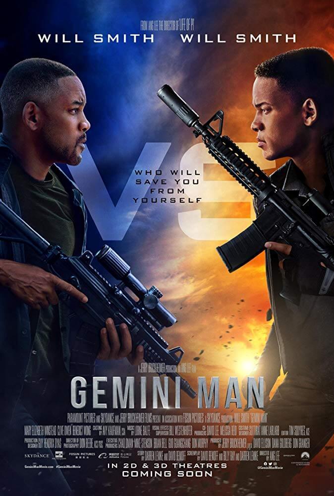 『ジェミニマン』(2019)の撮影方法やラストシーンの解説と作品の考察【あらすじ、感想、ネタバレあり】