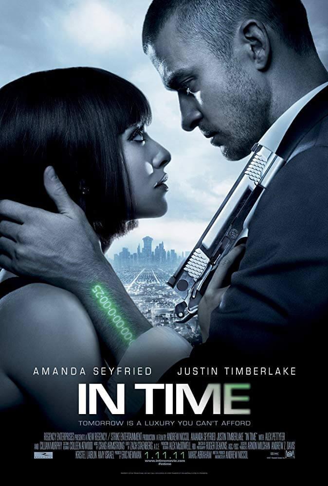 『TIME/タイム』(2011)のラストシーンの解説と作品の考察【あらすじ、感想、ネタバレあり】